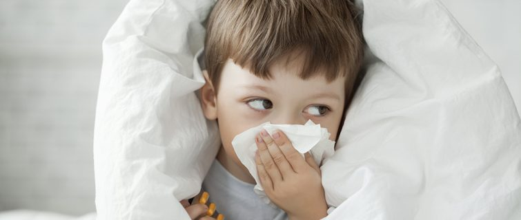 Childhood Allergies and Acupuncture